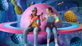 Dunkin\' Donuts Cosmic Coolatta TV Spot, \'Out of This World\'