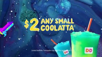 Dunkin' Donuts Cosmic Coolatta TV Spot, 'Out of This World' - Thumbnail 7