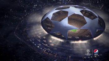 Pepsi TV Spot, 'UEFA Champions League' - Thumbnail 1