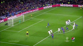 Pepsi TV Spot, 'UEFA Champions League' - Thumbnail 2