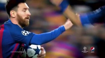 Pepsi TV Spot, 'UEFA Champions League'