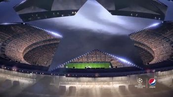 Pepsi TV Spot, 'UEFA Champions League' - Thumbnail 4
