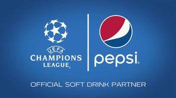 Pepsi TV Spot, 'UEFA Champions League' - Thumbnail 9