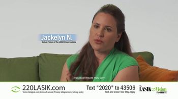 The LASIK Vision Institute TV Spot, 'Affordable and Easy: $220' - Thumbnail 4