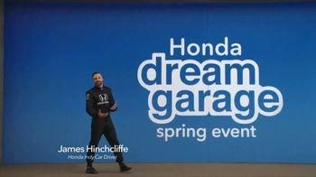 Honda Dream Garage Spring Event TV Spot, 'Dreams Do Come True: 2018 HR-V' [T1] - Thumbnail 1