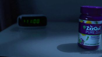 Vicks ZzzQuil PURE Zzzs TV Spot, 'Tu ciclo de sueño natural' [Spanish]