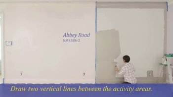 Kelly-Moore Paints TV Spot, 'Divide a Room With Color' - Thumbnail 6