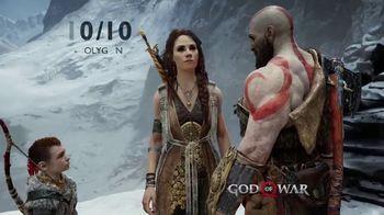 God of War TV Spot, 'The Road Ahead' - Thumbnail 2