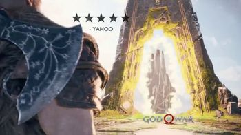 God of War TV Spot, 'The Road Ahead' - Thumbnail 3