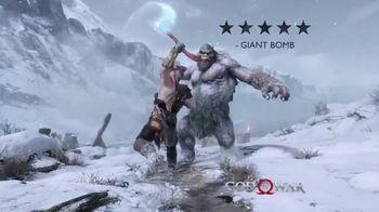 God of War TV Spot, 'The Road Ahead' - Thumbnail 5