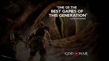God of War TV Spot, 'The Road Ahead' - Thumbnail 8
