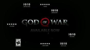 God of War TV Spot, 'The Road Ahead' - Thumbnail 9