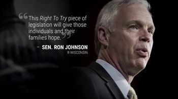 Americans For Prosperity Committee TV Spot, 'Right to Try' - Thumbnail 6