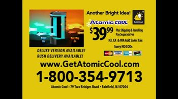 Atomic Cool TV Spot, 'Portable and Powerful Cooling System' - Thumbnail 10