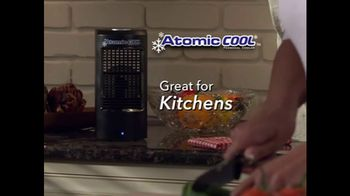 Atomic Cool TV Spot, 'Portable and Powerful Cooling System' - Thumbnail 6