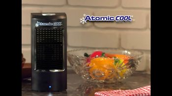 Atomic Cool TV Spot, 'Portable and Powerful Cooling System' - Thumbnail 7