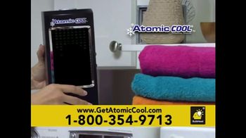 Atomic Cool TV Spot, 'Portable and Powerful Cooling System' - Thumbnail 8