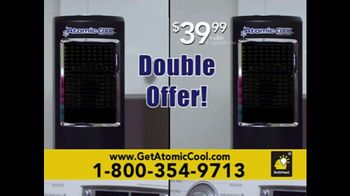 Atomic Cool TV Spot, 'Portable and Powerful Cooling System' - Thumbnail 9