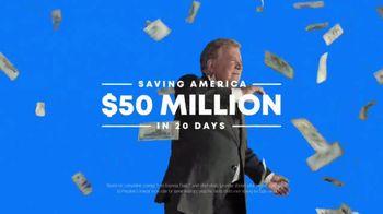 Priceline.com Tweniversary Sale TV Spot, 'Cake' Featuring William Shatner - Thumbnail 10