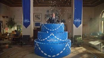 Priceline.com Tweniversary Sale TV Spot, 'Cake' Featuring William Shatner - Thumbnail 2