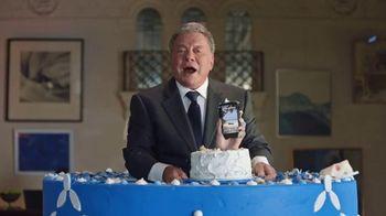 Priceline.com Tweniversary Sale TV Spot, 'Cake' Featuring William Shatner - Thumbnail 5