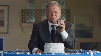 Priceline.com Tweniversary Sale TV Spot, 'Cake' Featuring William Shatner - Thumbnail 8