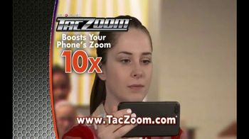 Bell + Howell Tac Zoom TV Spot, 'Boost Your Zoom' Featuring Nick Bolton - Thumbnail 3
