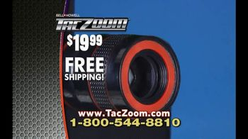 Bell + Howell Tac Zoom TV Spot, 'Boost Your Zoom' Featuring Nick Bolton - Thumbnail 6