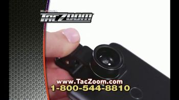 Bell + Howell Tac Zoom TV Spot, 'Boost Your Zoom' Featuring Nick Bolton - Thumbnail 8