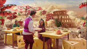 Nexium 24HR TV Spot, 'Pizza and Heartburn'