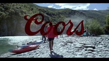 Coors Light TV Spot, 'River's Edge'