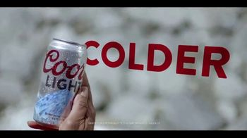Coors Light TV Spot, 'River's Edge' Song by American Authors - Thumbnail 2