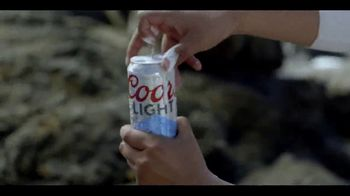 Coors Light TV Spot, 'River's Edge' Song by American Authors - Thumbnail 4