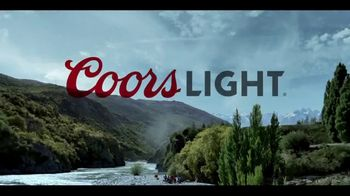 Coors Light TV Spot, 'River's Edge' Song by American Authors - Thumbnail 6