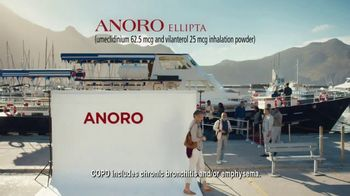 Anoro TV Spot, 'Your Own Way' - Thumbnail 2