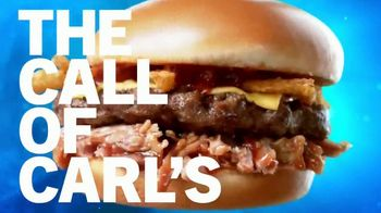 Carl's Jr. Memphis BBQ Thickburger TV Spot, 'Sooth Your Soul' - Thumbnail 10