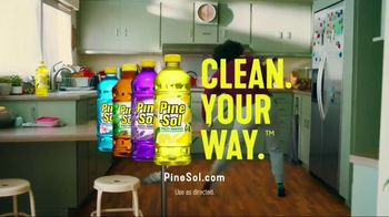 Pine-Sol TV Spot, 'Kitchen 54' Song by Otis Redding - Thumbnail 8