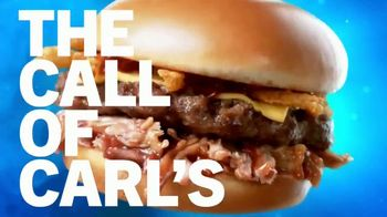 Carl's Jr. Memphis BBQ Thickburger TV Spot, 'Ohh Barbeque' - Thumbnail 10