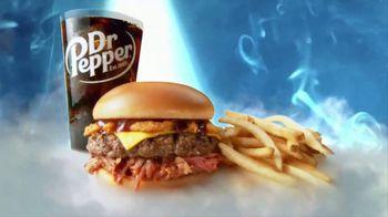 Carl's Jr. Memphis BBQ Thickburger TV Spot, 'Ohh Barbeque' - Thumbnail 8