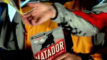 Matador Jerky TV Spot, 'Outside the Arena' - Thumbnail 1