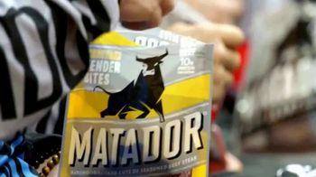 Matador Jerky TV Spot, 'Outside the Arena' - Thumbnail 8