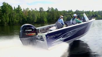 Yamaha Outboards VMAX SHO TV Spot, 'Vicious, Lean, Efficient'