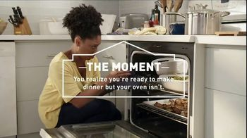 Lowe's TV Spot, 'Not Enough Oven: Appliance Special Values'