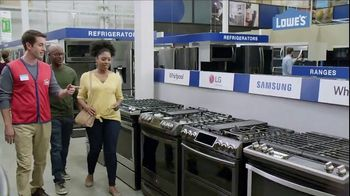 Lowe's TV Spot, 'Not Enough Oven: Appliance Special Values' - Thumbnail 5