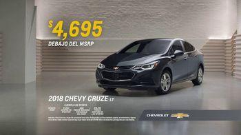 2018 Chevrolet Cruze TV Spot, 'Todas las características' [Spanish] [T2] - Thumbnail 10