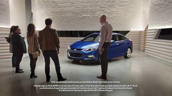 2018 Chevrolet Cruze TV Spot, 'Todas las características' [Spanish] [T2] - Thumbnail 6