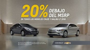 2018 Chevrolet Cruze TV Spot, 'Todas las características' [Spanish] [T2] - Thumbnail 7