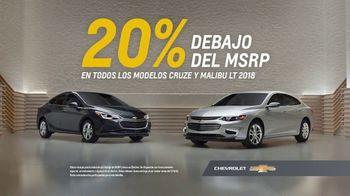 2018 Chevrolet Cruze TV Spot, 'Todas las características' [Spanish] [T2] - Thumbnail 8