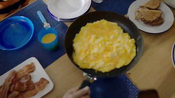 Kraft Expertly Paired Cheddar & Swiss Cheese TV Spot, 'Ordinary Eggs?' - Thumbnail 7
