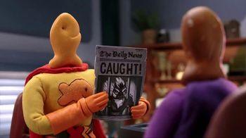 Goldfish Xtra Cheddar + Pretzel Mix TV Spot, 'King Cranky' - Thumbnail 4